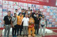  تیم کشتی دانش آموزی لرستان قهرمان جهان شد
